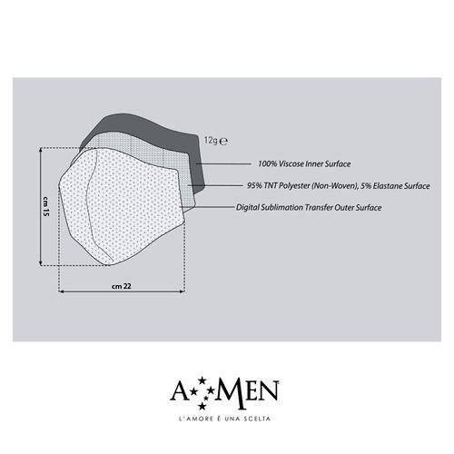Amen Logo Mask