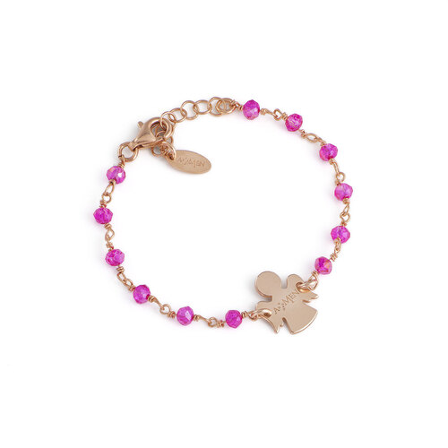 Bracelet Angels e Crystal Junior