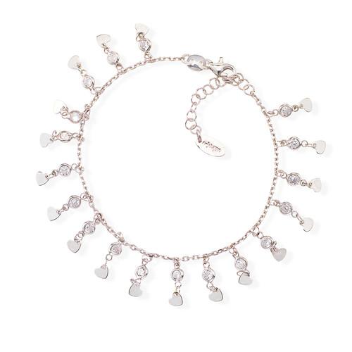 Bracelet Chandelier Heart