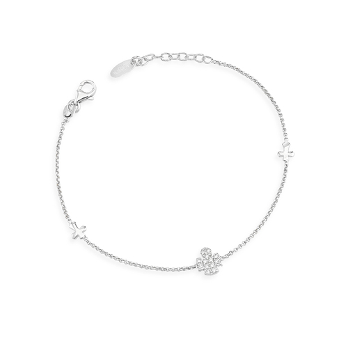 Bracelet Crosses e Angel