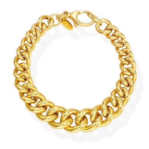 Bracelet Grumetta Chain Golden