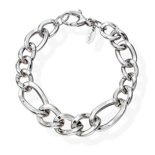 Bracelet Grumetta Chain Rhodium