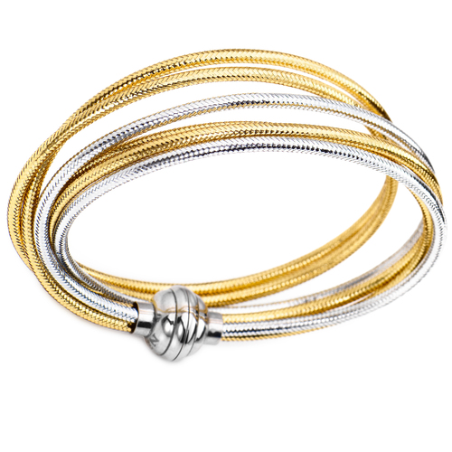 Bracelet Hugs Lurex