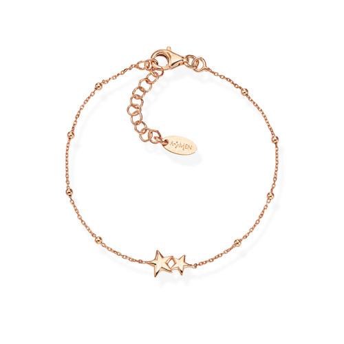 Bracelet Little Stars Rosè