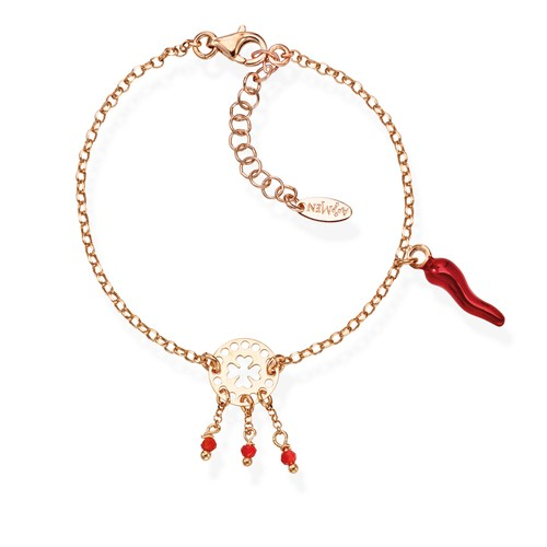 Bracelet Lucky Catcher Rosè