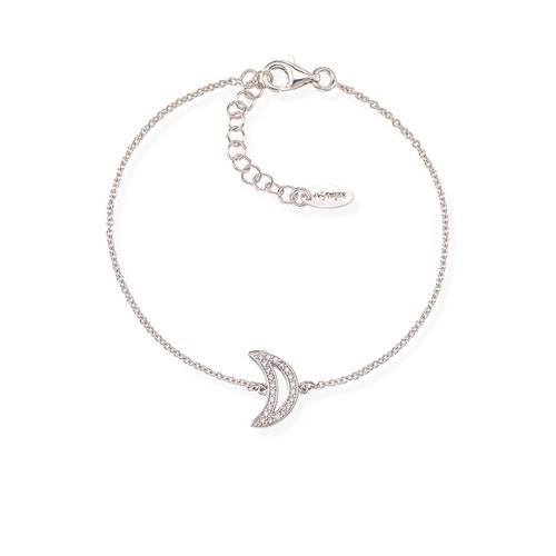Bracelet Moon Zircons
