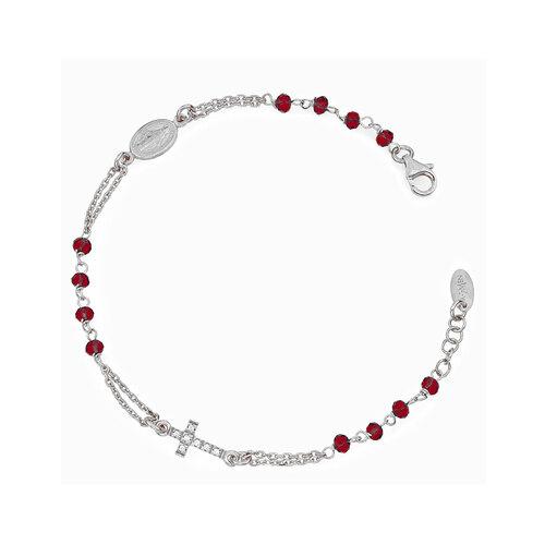 Bracelet Rosary Cristal Pavè
