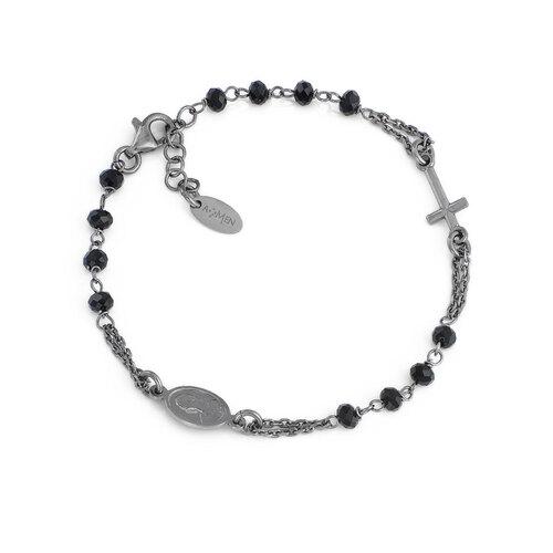 Bracelet Rosary Crystal