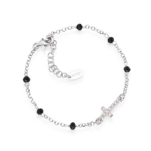 Bracelet Rosary Zircons