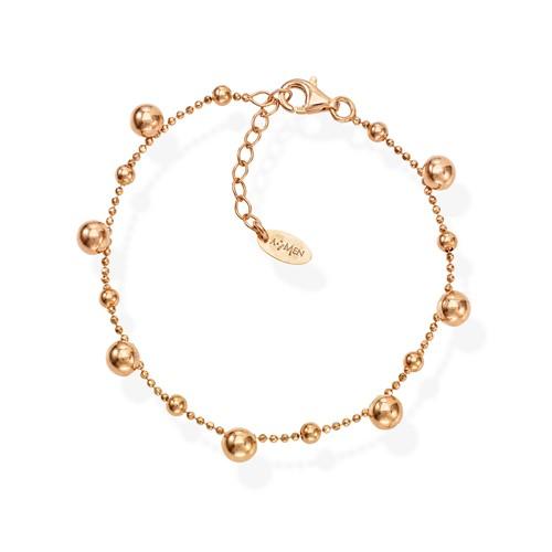 Bracelet Spheres Rosé