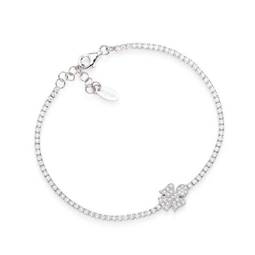 Bracelet Tennis Angel Zircons