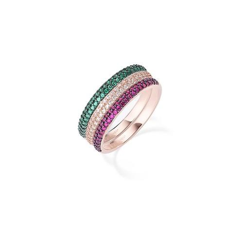 Combo Italian Rings
