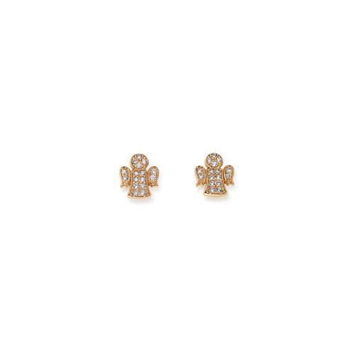 Earrings Angel Cubic Zirconia