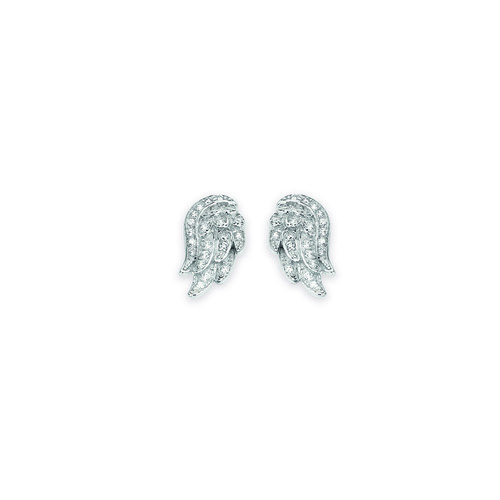 Earrings Lobe Wings