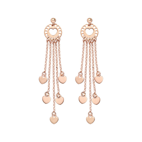 Earrings Love Catcher  Rosè