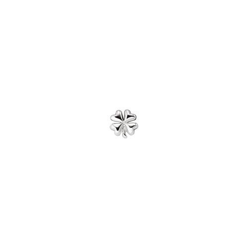 Four-leaf Clover Single Earring