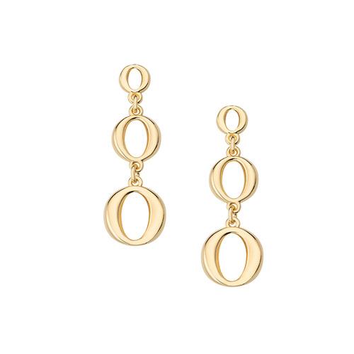 Golden Elements Earrings