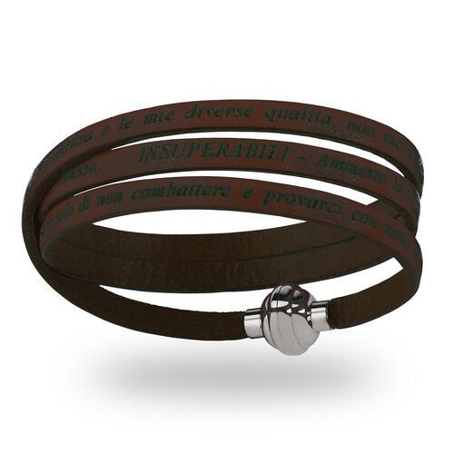 Insuperabili Bracelet Brown