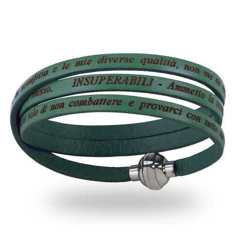 Insuperabili Bracelet Green