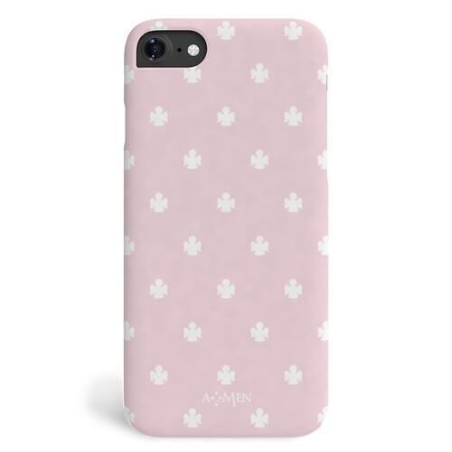 iPhone 7/8 Hardcase Angels Pink