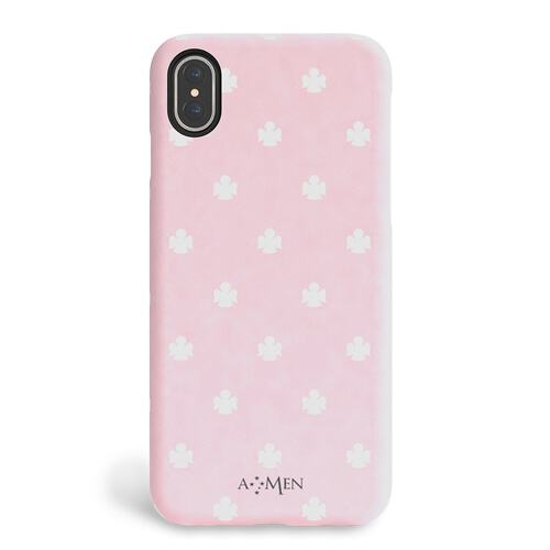 iPhone X/XS Hardcase Angels Pink