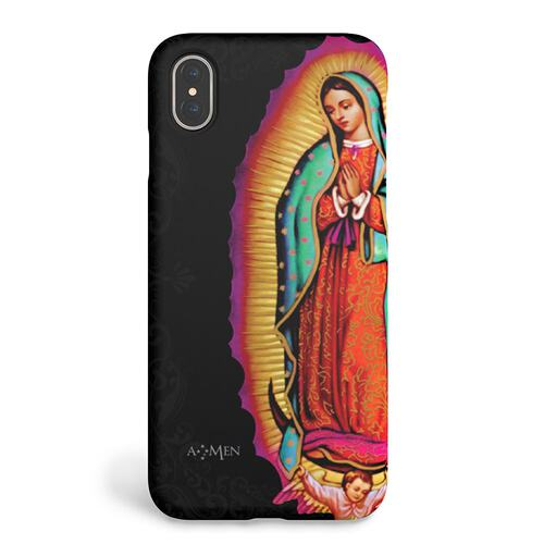 iPhone X/XS Hardcase Our Lady of Guadalupe