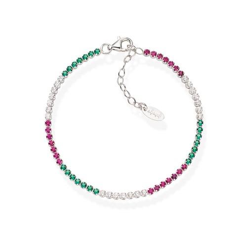 Italy Tennis Bracelet