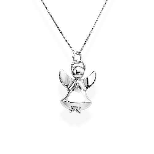 Necklace Angel Silver N&N
