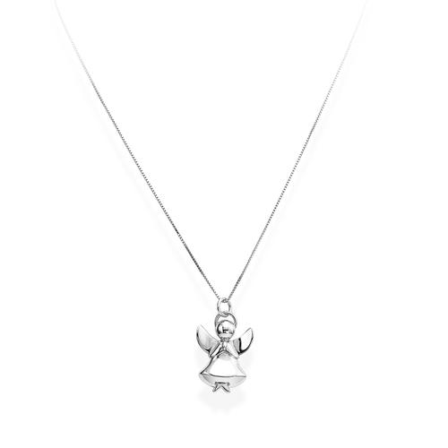 Necklace Angel Silver N&N