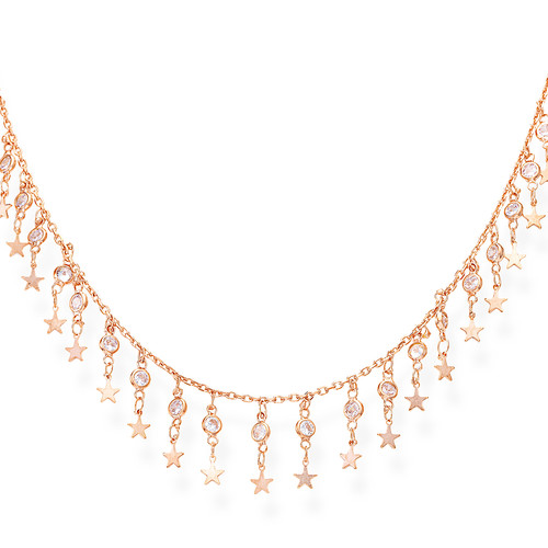 Necklace Chandelier Star