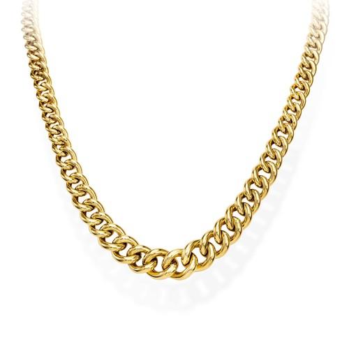 Necklace Grumetta Chain Golden