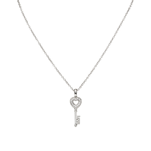Necklace Key Love