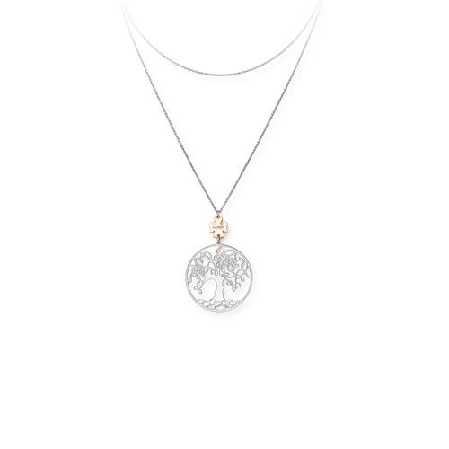 Necklace Life Tree Angel
