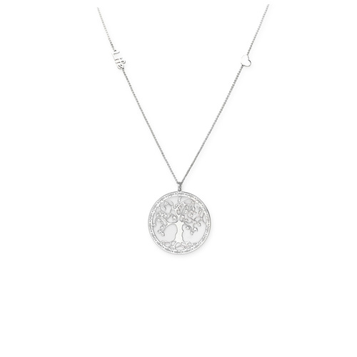 Necklace Life Tree Hearth