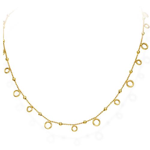 Necklace Orbits Golden