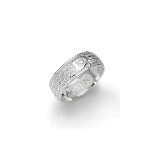 Ring AG925 rhodium