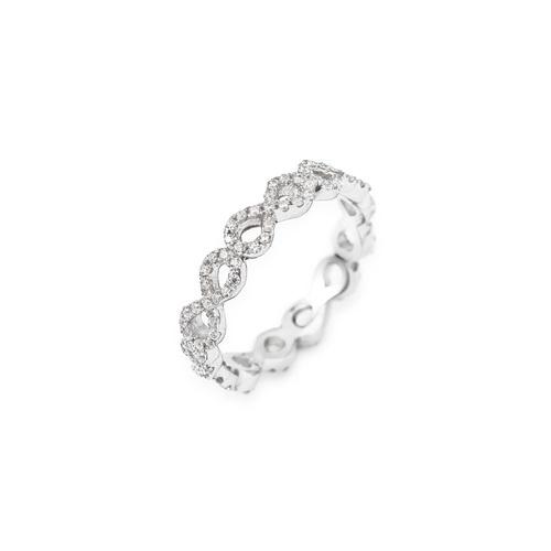 Ring Infinty Cubic Zirconia