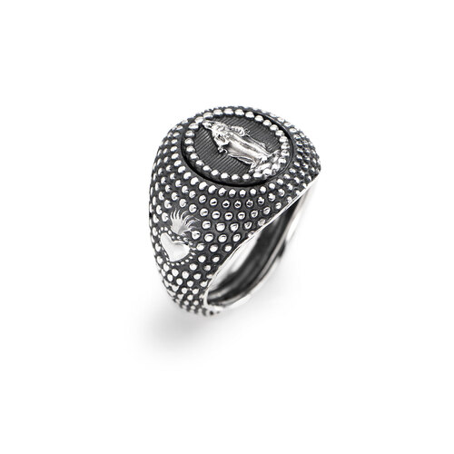 Ring Miraculous AG925 Brunito, Unisex