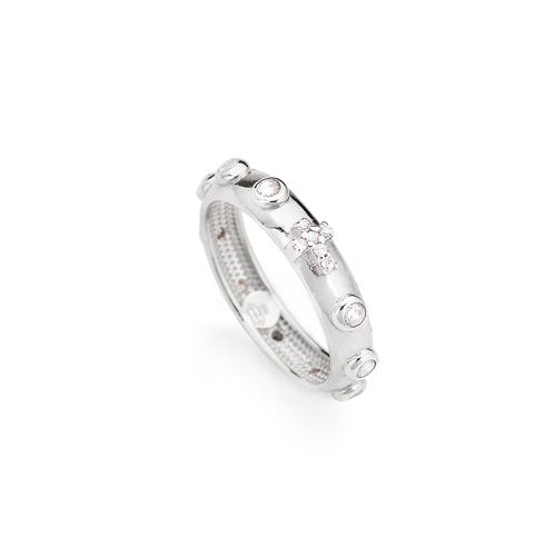 Ring Rosary Zircons