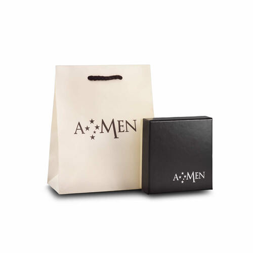 Rosè and Purple Crystal two-turn Bracelet