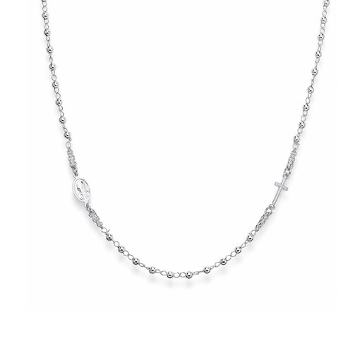 Rosary Round Necklace