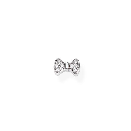 Single Earring Bow Tie