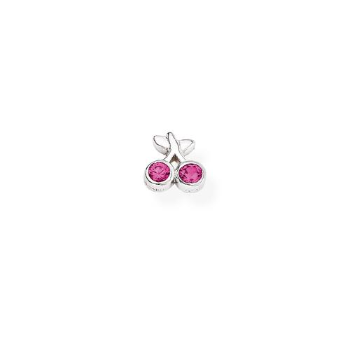 Single Earring Cherry