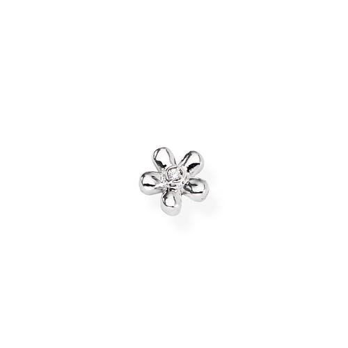 Single Earring Flower