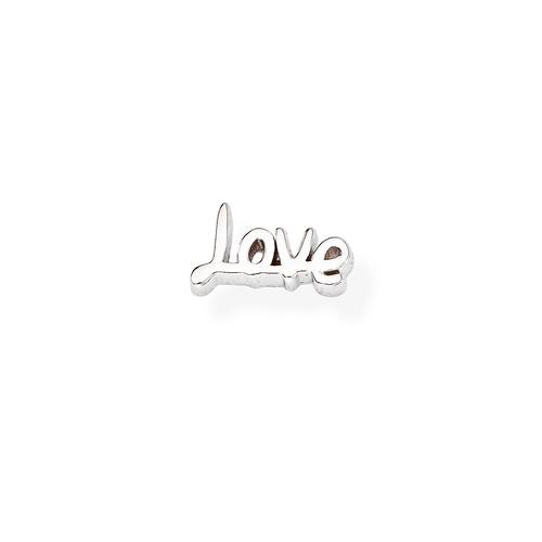 Single Earring Love