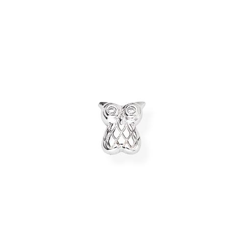 Single Earring Owl