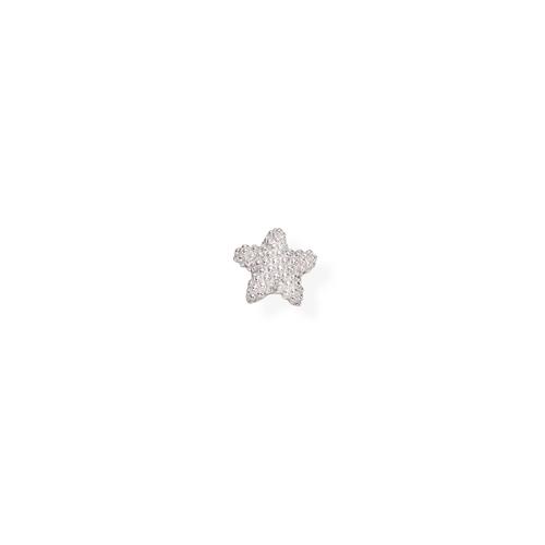 Single Earring Star