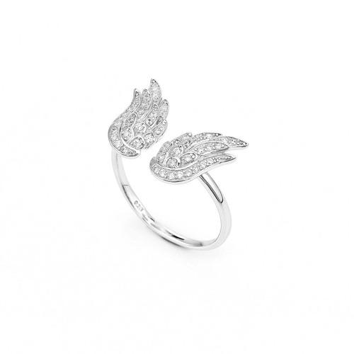 Wings Sterling Silver Rings